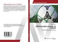 Bookcover of Differenzielles Lernen im Fußball