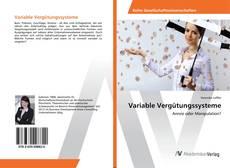 Buchcover von Variable Vergütungssysteme