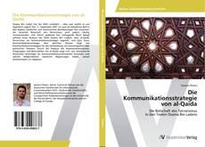 Buchcover von Die Kommunikationsstrategie von al-Qaida