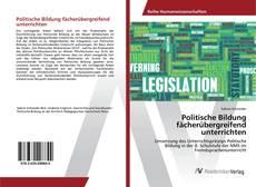 Bookcover of Politische Bildung fächerübergreifend unterrichten