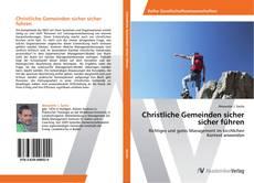 Buchcover von Christliche Gemeinden sicher sicher führen