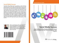 Buchcover von Social Media Success
