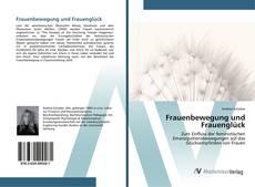 Bookcover of Frauenbewegung und Frauenglück