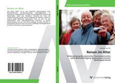 Buchcover von Reisen im Alter
