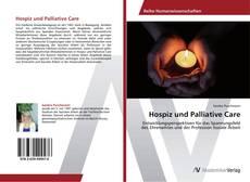 Copertina di Hospiz und Palliative Care