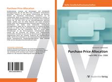 Buchcover von Purchase Price Allocation