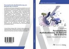 Buchcover von Parametrische Audiokodierung am Beispiel der E-Gitarre