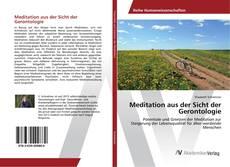 Meditation aus der Sicht der Gerontologie的封面