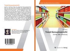 Bookcover of Trend Konsumverzicht