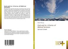 Portada del libro de God and Us: A Series of Biblical Sermons