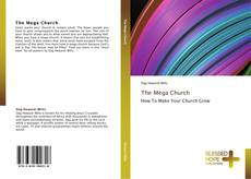 Portada del libro de The Mega Church