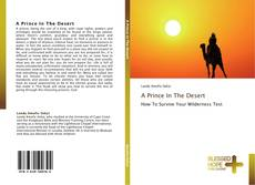 Bookcover of A Prince In The Desert