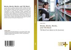 Buchcover von Words, Words, Words,      and THE Word