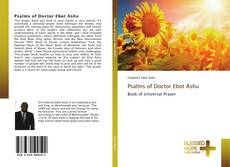 Bookcover of Psalms of Doctor Ebot Ashu