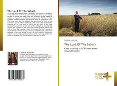 Bookcover of The Lord Of The Sabath