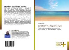 Buchcover von Caribbean Theological Insights