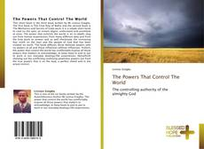 Bookcover of The Powers That Control The World