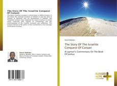 Buchcover von The Story Of The Israelite Conquest Of Canaan