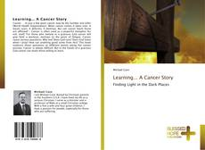 Buchcover von Learning... A Cancer Story