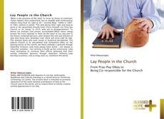 Bookcover of Lay People in the Church