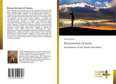 Bookcover of Resurrection of Jesus
