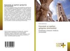 Обложка Fejezetek az egyházi gyógyítás történetéből