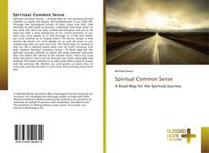 Capa do livro de Spiritual Common Sense