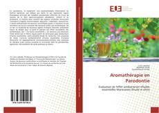 Aromathérapie en Parodontie的封面