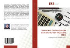Portada del libro de Les normes internationales de l'information financière (IFRS)