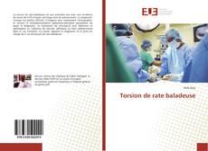 Bookcover of Torsion de rate baladeuse