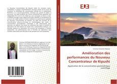 Bookcover of Amélioration des performances du Nouveau Concentrateur de Kipushi