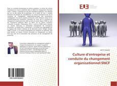 Couverture de Culture d'entreprise et conduite du changement organisationnel:SNCF