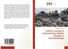 Collecte, analyse et traitement des déchets ménagers à Kaolack/Sénégal的封面
