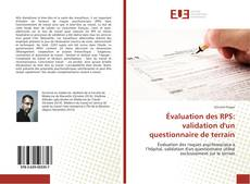 Bookcover of Évaluation des RPS: validation d'un questionnaire de terrain