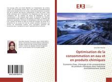 Обложка Optimisation de la consommation en eau et en produits chimiques