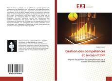 Couverture de Gestion des compétences et succès d'ERP