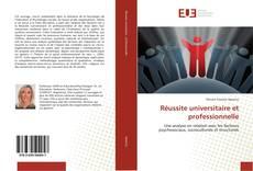 Buchcover von Réussite universitaire et professionnelle