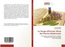La Sauge officinale: Reine des Plantes Médicinales的封面