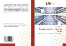 Couverture de Programmation et test de CUDA