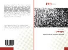 Capa do livro de Entropie