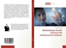 Couverture de Méthodologie d'audit financier des établissements hôteliers