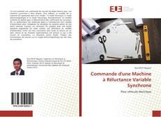 Bookcover of Commande d'une Machine à Réluctance Variable Synchrone