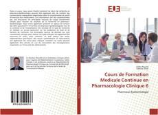 Обложка Cours de Formation Medicale Continue en Pharmacologie Clinique 6