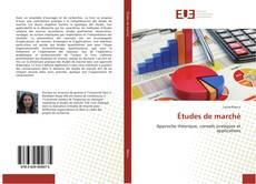 Couverture de Études de marché