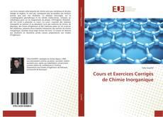 Couverture de Cours et Exercices Corrigés de Chimie Inorganique