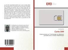 Bookcover of Carte SIM