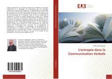 L'entropie dans la Communication Verbale kitap kapağı