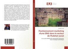 Bookcover of Positionnement marketing d'une ONG dans le secteur de l'habitat social
