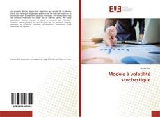 Modèle à volatilité stochastique的封面