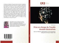 Borítókép a  Prise en charge du Trouble Anxiété Généralisée - hoz